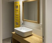 Lamaisondubatiment Creation Fabrication Meublesurmesure Salledebain Lavabo