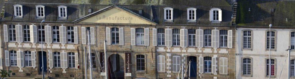 Manufacture Morlaix Tabacs Morlaix La Maison Du Batiment
