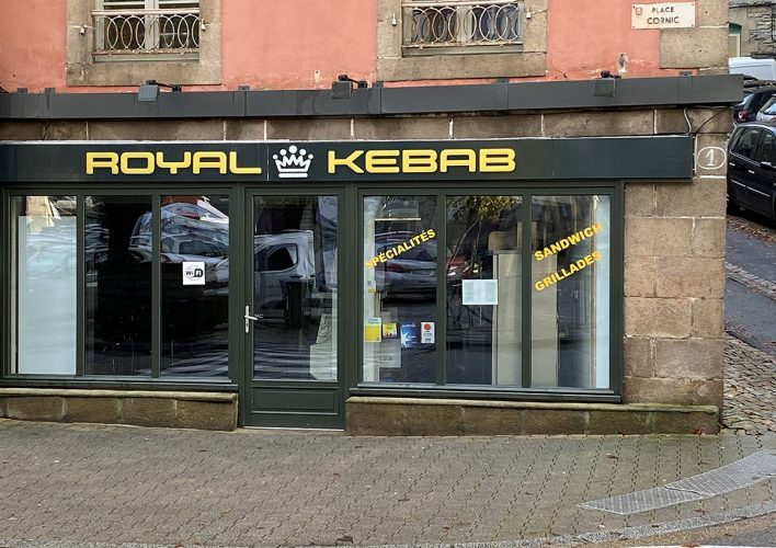 B Lamaisondubatiment Batimentcommercial Royalkebab Morlaix Facade