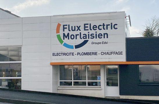 Lamaisondubatiment Batimentcommercial Fluxelecmorlaisien Morlaix Bardagefacade