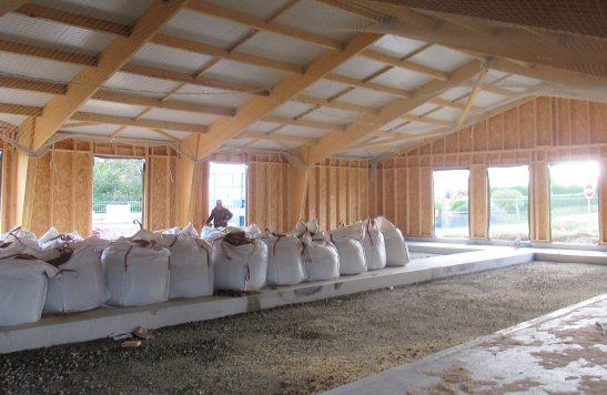 Lamaisondubatiment Batimentpublic Plougasnou Charpentebois Constructionbouleplmbee
